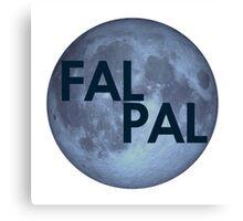 Jimmy Fallon- Fal Pal Canvas Print