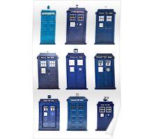TARDIS Typology Poster