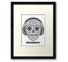 Big Bang 3 Framed Print