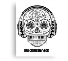 Big Bang 3 Canvas Print