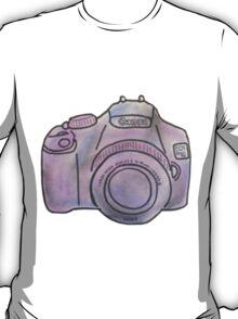 Pastel Camera T-Shirt