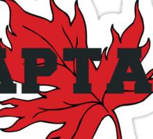 "Toronto Canada ""Drinking Team Captain"" Sticker"