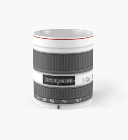 White lens Mug