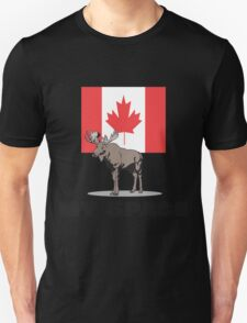 """Canada """"MY SPACE"""" T-Shirt"""