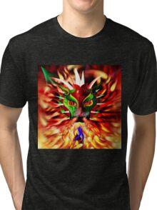 DRAGON Tri-blend T-Shirt
