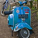 Bukittingi scooter gang by Naomi Brooks