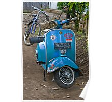 Bukittingi scooter gang Poster