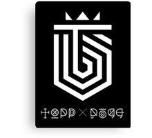 Topp Dogg 1 Canvas Print