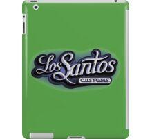 Los Santos Customs iPad Case/Skin