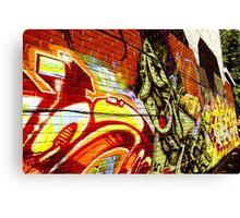 Wonder Wall Canvas Print