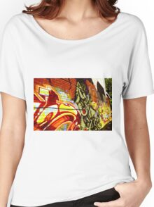 Wonder Wall Women's Relaxed Fit T-Shirt