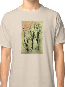 Winter Trees Classic T-Shirt