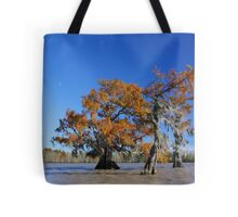 Majestic Cypress Tote Bag