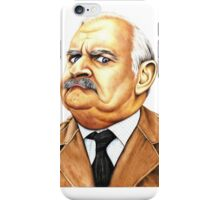 Open all hours - Ronnie Barker plays Arkwright iPhone Case/Skin