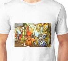 Gates of Graffiti Unisex T-Shirt