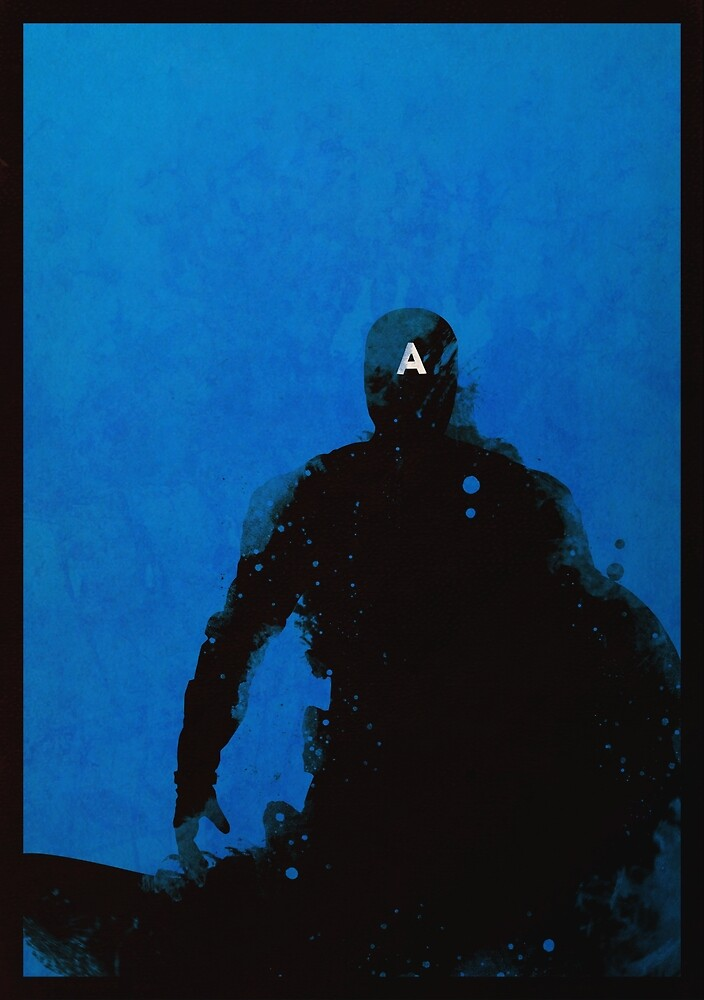 Cap [minimalist poster] by finnickodair