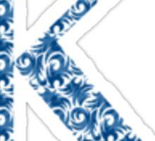 Kappa Sticker