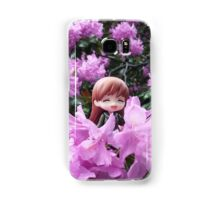 among the flowers Samsung Galaxy Case/Skin