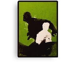 The Hulk [minimalist poster] Canvas Print