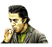 Dustin Hoffman plays Enrico Salvatore Rizzo. 'Ratso' from Midnight Cowboy Photographic Print