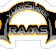 Yorkshire Rams Sticker