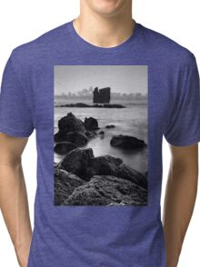Seascape from Azores islands Tri-blend T-Shirt