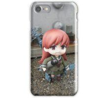 tough girl ooi iPhone Case/Skin