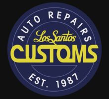 Lost Santos Customs Classic by urhos