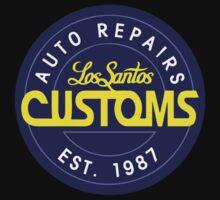 Lost Santos Customs Classic by urhos
