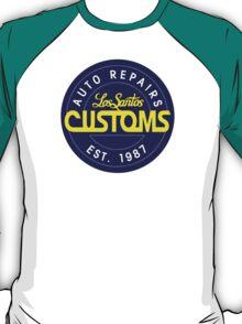 Lost Santos Customs Classic T-Shirt