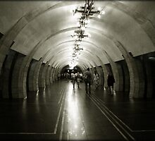 Underground cal - May by cheburashka