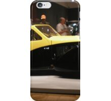 Roadster - reminds me of a bumble bee iPhone Case/Skin