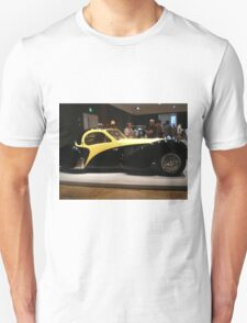 Roadster - reminds me of a bumble bee Unisex T-Shirt