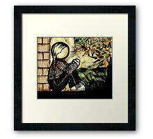 Take Me With You.... Framed Print