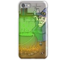 The Cackling Witch  iPhone Case/Skin
