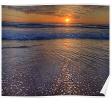 Froth & Bubbles - Newport Beach , Sydney - The HDR Experience Poster