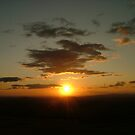 Dartmoor Sunset by Lisa Williams