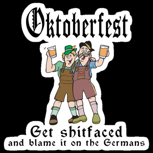 HolidayT-Shirts › Portfolio › Funny Oktoberfest Drinking T-Shirt