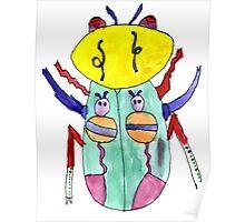 Lili Bug Poster