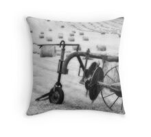 Not put out to pasture yet! Throw Pillow