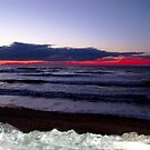 Sunset-Margaree Harbour by George Cousins