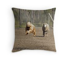 Moose #2 Throw Pillow