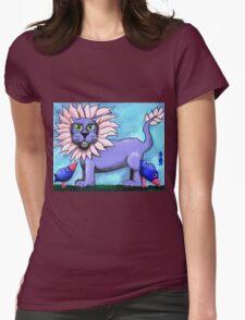 Lavender Lion  T-Shirt