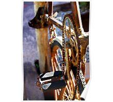 Mulga Bill's Bicycle Poster