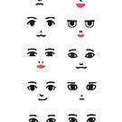 EXO Mascots by supalurve