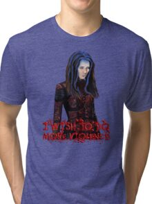Angel - Illyria  Tri-blend T-Shirt