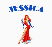 Jessica Rabbit Womens Fitted T-Shirt