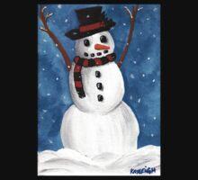 Simon the Snowman by Kayleigh Walmsley