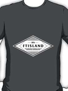 FT Island I Will T-Shirt