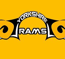 Yorkshire Rams by NoviceMonster